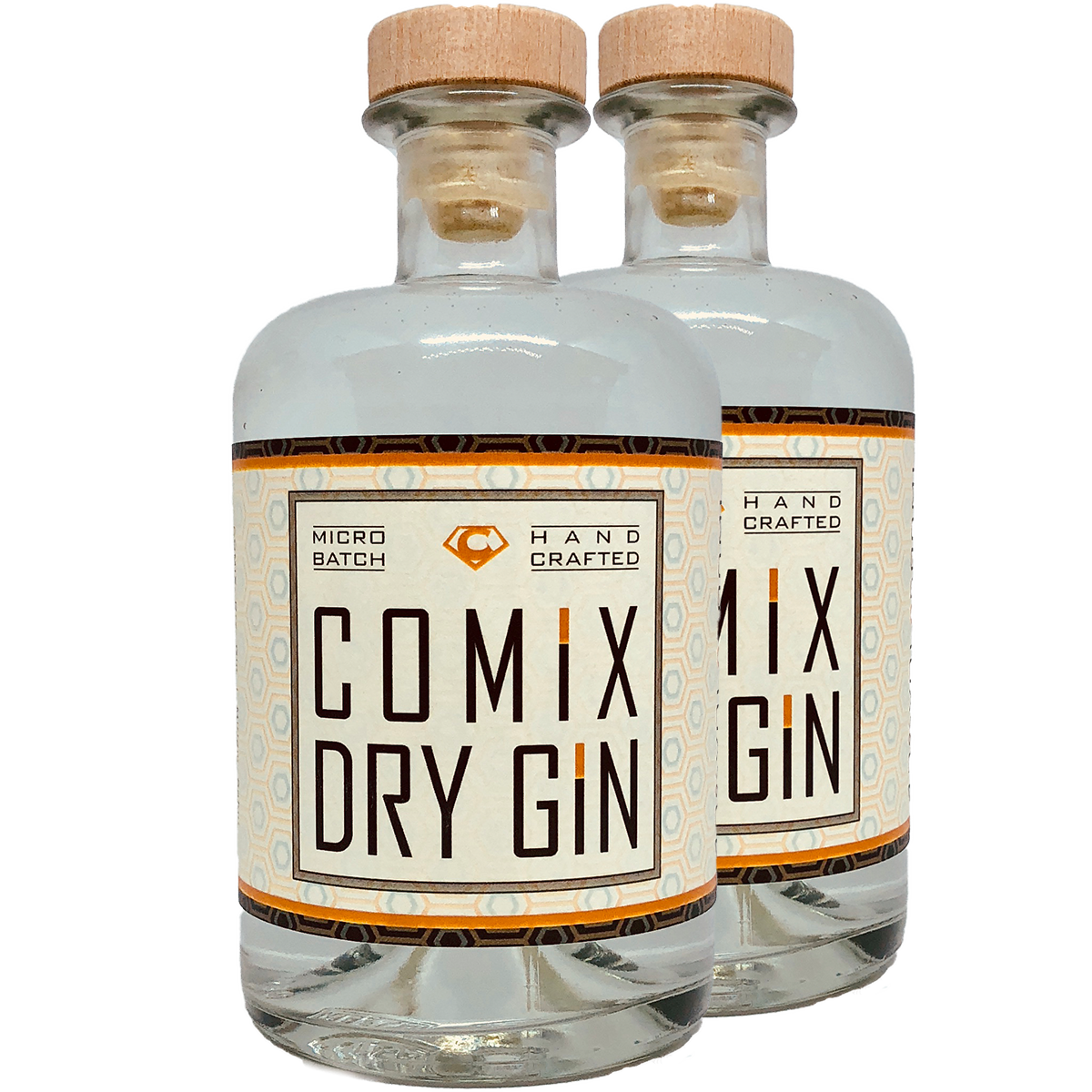 COMIX Dry Gin Doppelpack